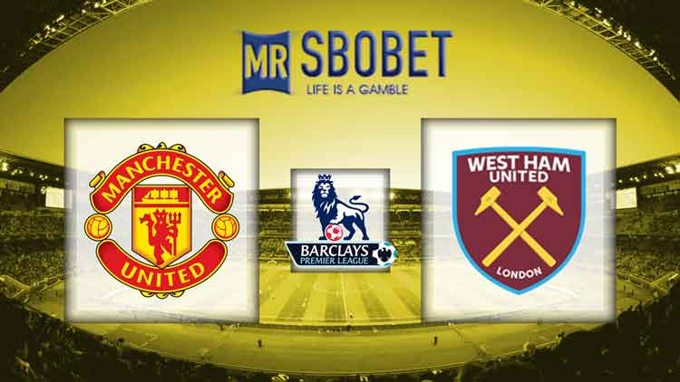 Prediksi Skor Bola Manchester United vs West Ham United